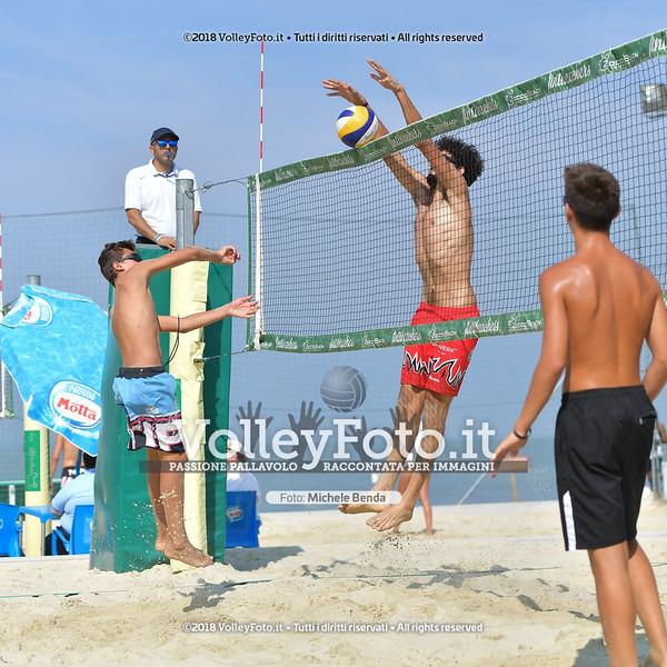presso Zocco Beach PERUGIA , 25 agosto 2018 - Foto di Michele Benda per VolleyFoto [Riferimento file: 2018-08-25/ND5_8498]