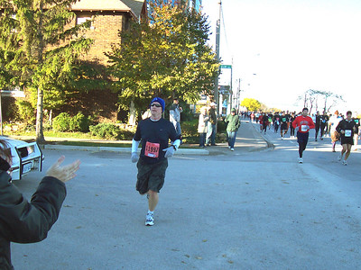 2006 Detroit Marathon