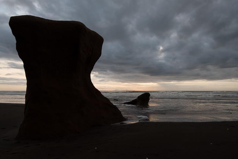 Hamilton's Gap, Awhitu Peninsula, January 2018