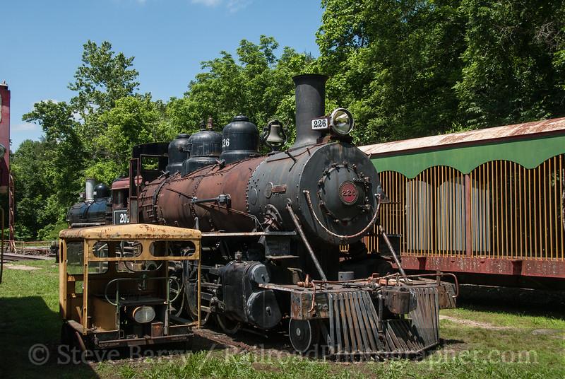 Eureka Springs & North Arkansas<br /> Eureka Springs, Arkansas<br /> June 11, 2014