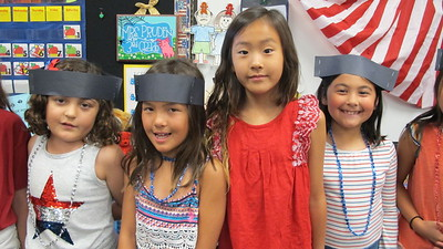 LCE Celebrates Constitution Day