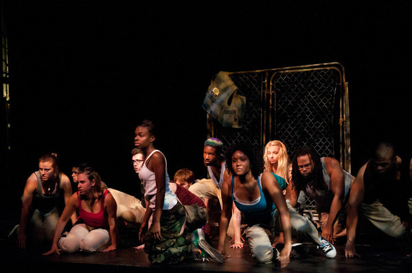 "9/13/11 Theater Production of ""I'm Not Leaving"""