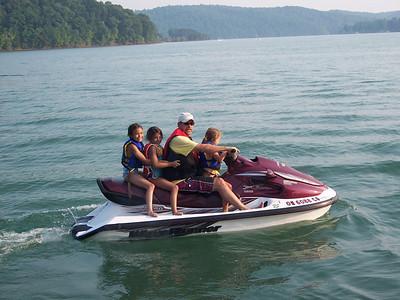 Lake Trip 7-23-06