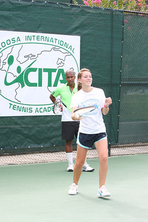 Coosa Tennis 2008