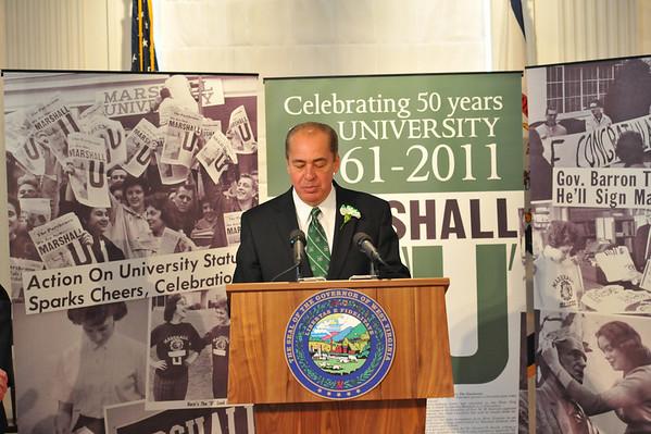 Marshall University Day