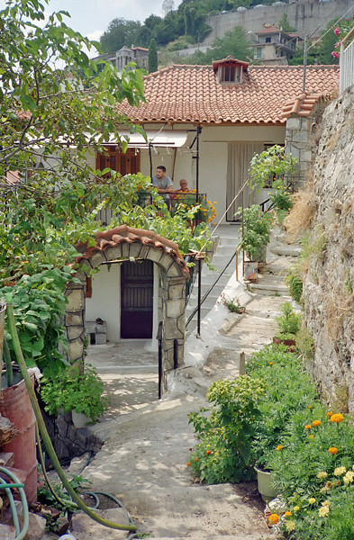 Lagadia, Greece (August 2001)