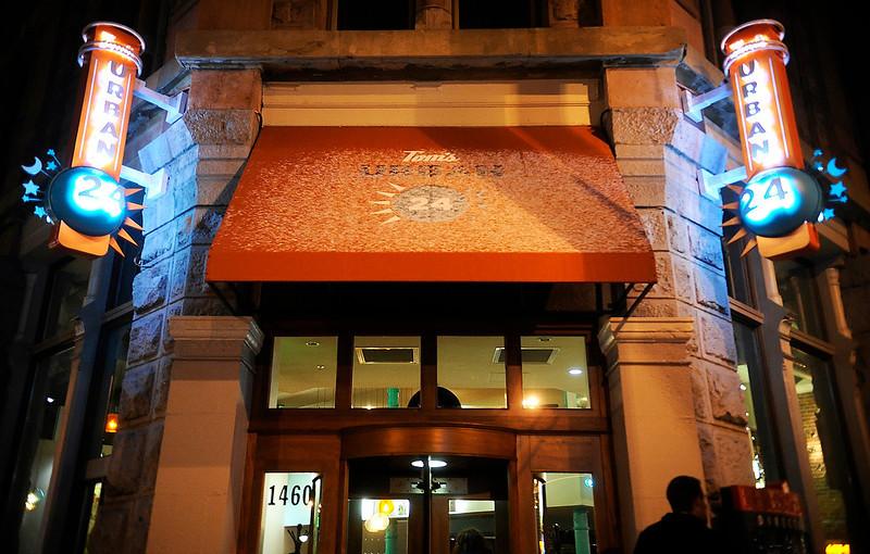 . Tom\'s Urban 24 located at 1460 Larimer St. in Denver on December 8, 2012.  Photo by Evan Semón, For The Denver Post