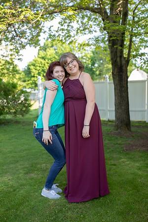 5/18 - Aly's Senior Prom