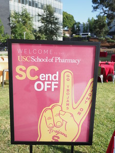 USC School of Pharmacy SCend Off, 2018