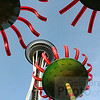 Space Needle/Chihuly