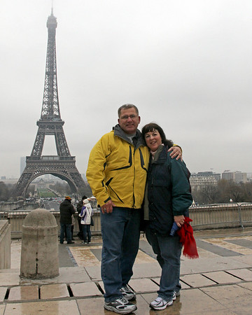 Europe Vacation 2010