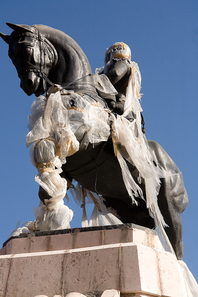 Shrouded Mexican Hero, Guanajuato