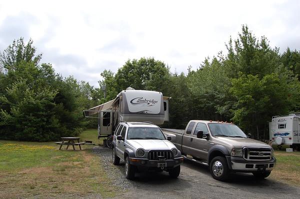 Journal Site 203: Mt. Desert Island Maine, Aug 3 - 7, 2011