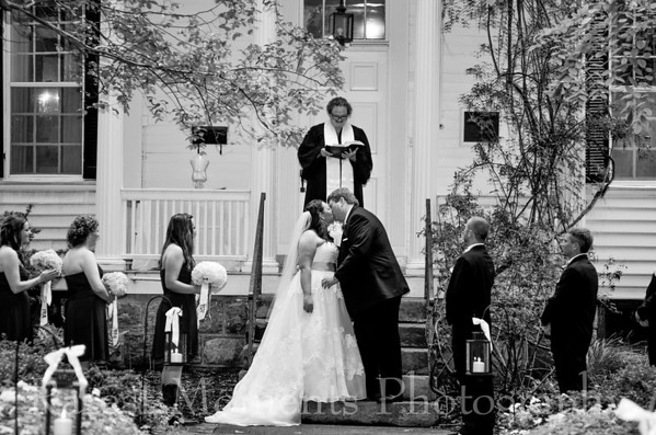 Amber + Mark Wedding