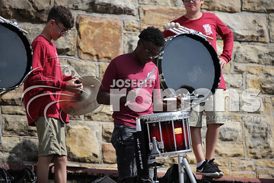 Deshler Homecoming Peprally and Parade 2021