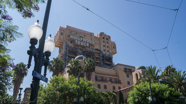 Disneyland Resort, Disney California Adventure, Tower of Terror, Tower, Terror