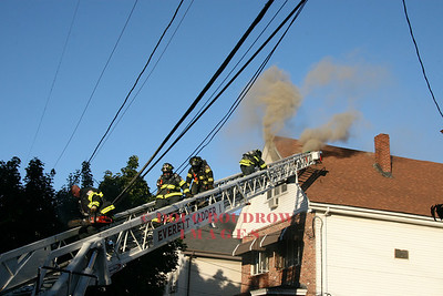 Everett, MA - 2nd Alarm, 61 School Street, 9-15-07