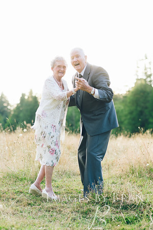 Don & Lorrainie 65th Wedding Anniversary session