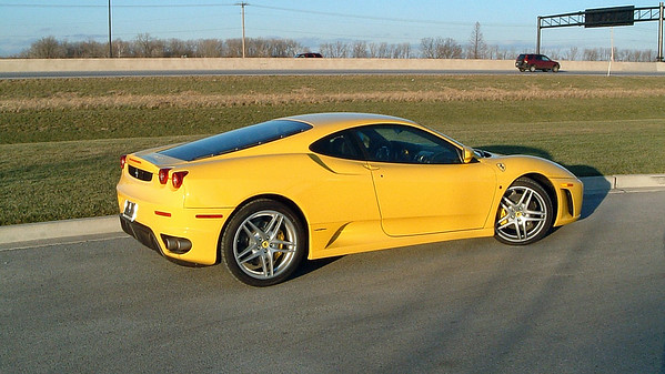 December 16, 2005:  Bentley Maserati of St. Louis .  .  .