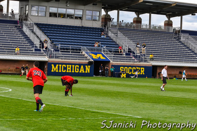 All Others From UM Soccer Vs Northeastern 9-9-12