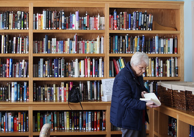 Westford Senior Center library 022819