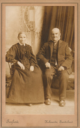 Margaret Maughan Ancestors