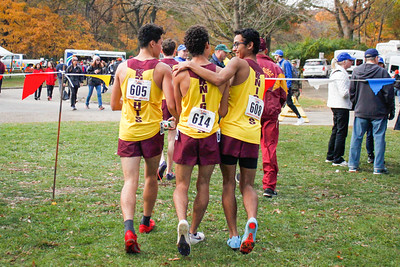 Cross Country - IHSA State Finals