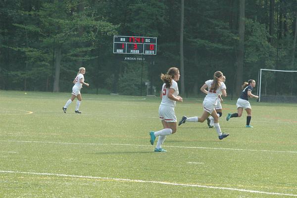 Girls' Soccer: GA vs Hill