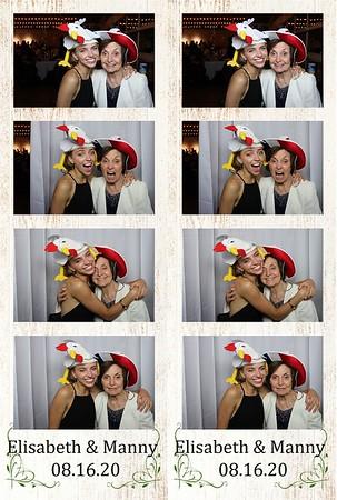 2020/08/16 - Elisabeth & Manny