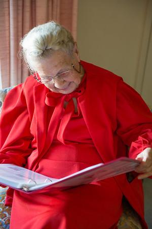 Grandma's 100 Birthday 2013