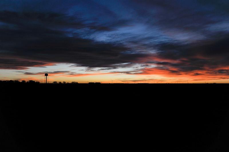 Sunset 1-09-2011