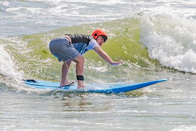Sean Surfing Long Beach 9-1-20
