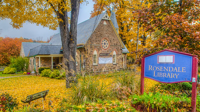 Rosendale Library, Rosendale, New York