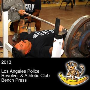 2013-10-17 LAPRAAC Bench Press
