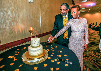 Glenn & Evelyn Worsham 50th Wedding Anniversary