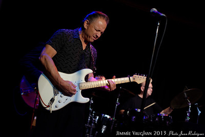 Jimmie Vaughan, Lou Ann Barton & Chicago Angels - 2013
