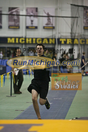 Field Events and Miscellaneous - 2014 January 9 MITS at UM