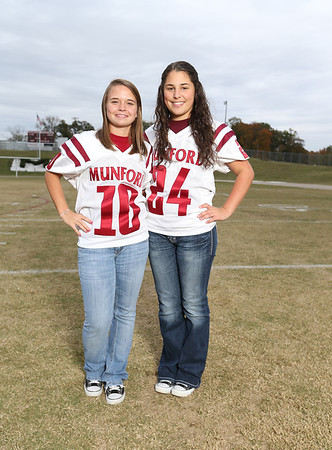 2012 Munford High School Senior Football