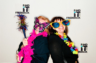 Find It Frederick Launch Party