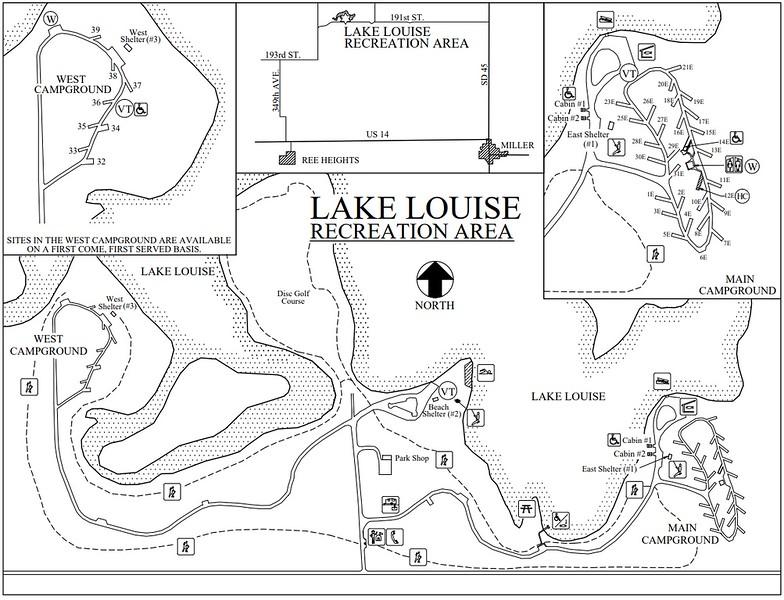 Lake Louise Recreation Area