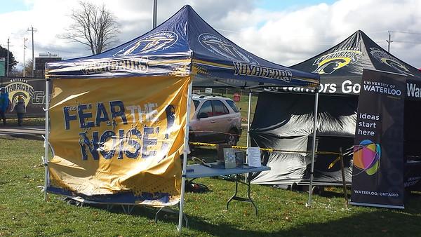 OFSAA XC Tent'14