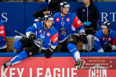 Champions Hockey League: EV Zug - Eisbären Berlin