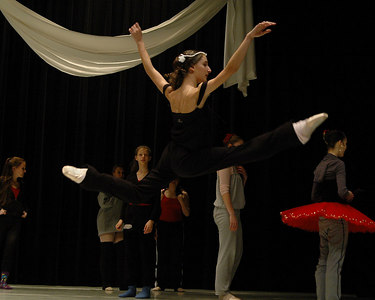 Future Stars of Ballet