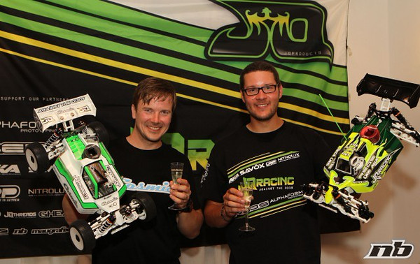 JQRacing Press Conference Thanks to Neobuggy, RedRC and LiveRC