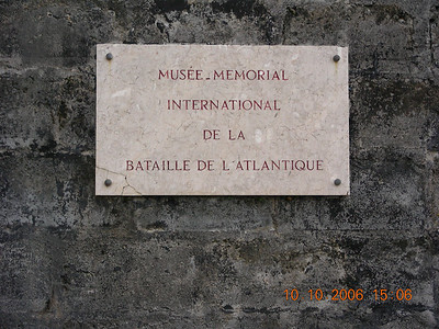 FRANCE - Memorial to the Battle of the Atlantic (29)