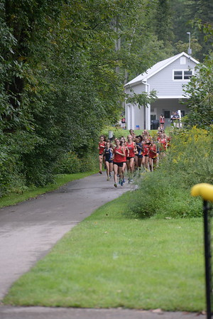 Girls Cross Country: GA vs Springside Chestnut Hill Academy