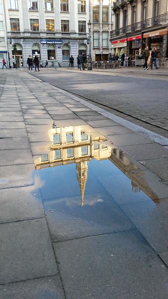 Bruxelles reflets