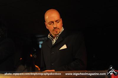 Skalloween at The Lemon Tree - Aberdeen, UK - October 31, 2009