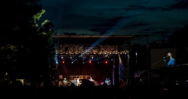 Built to Spill - Nelsonville Music Festival 2015
