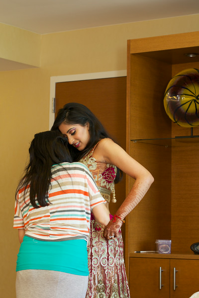 Le Cape Weddings - Indian Wedding - Day 4 - Megan and Karthik Getting Ready II 25.jpg